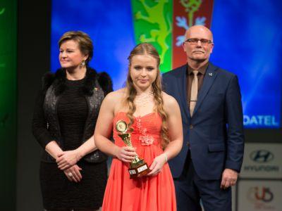 Nejúspěšnější sportovec Jablonecka za rok 2019