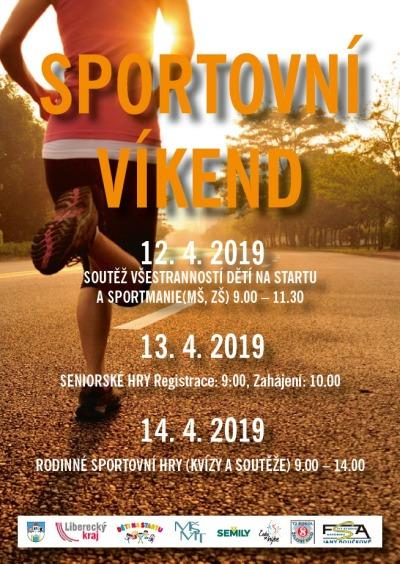 Sportovní hry pořádají od pátku do neděle v Železném Brodě