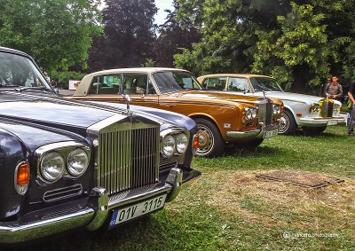 Technické muzeum Liberec přivítá legendární automobily Rolls Royce