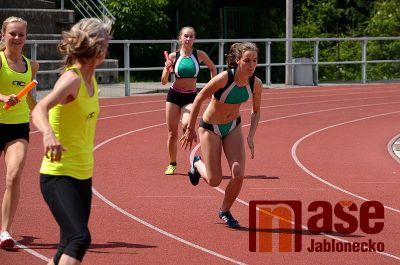 Mladí atleti LIAZU ovládli krajské přebory