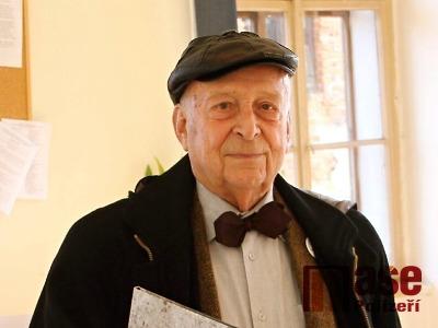 Stanislav Zindulka, jilemnický rodák, odešel do hereckého nebe