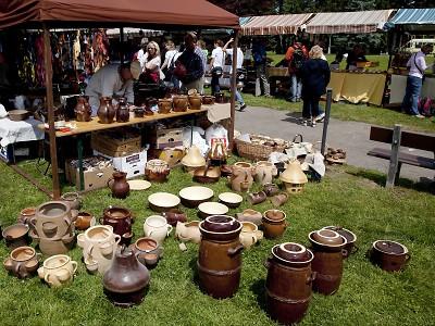 Staročeské trhy v Turnově opět uctí mistry řemesel
