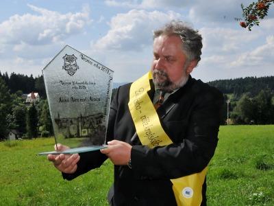 V Nové Vsi pokračuje ve funkci starosty Milan Fiala