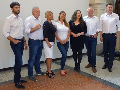 Starostové pro Liberecký kraj představili jablonecké kandidáty
