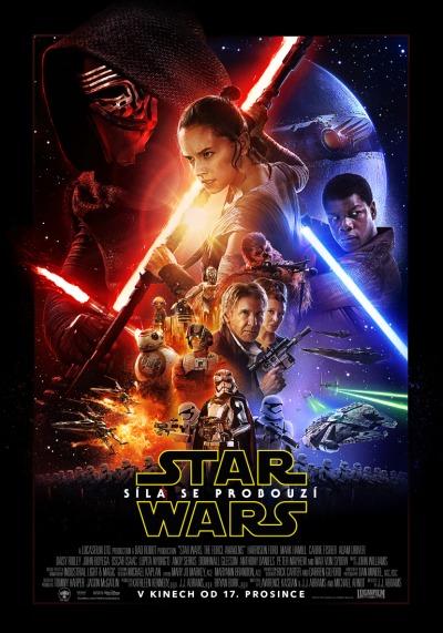 Půlnoční premiéru Star Wars: Síla se probouzí připravují i v Kině Radnice