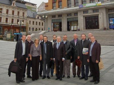 V Jablonci se setkali zástupci statutárních měst