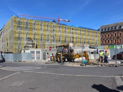 Od úterý 27. září začíná uzavírka v centru Jablonce