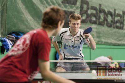 Stolní tenisté z Jablonecka za sebou mají další úspěšnou sezonu