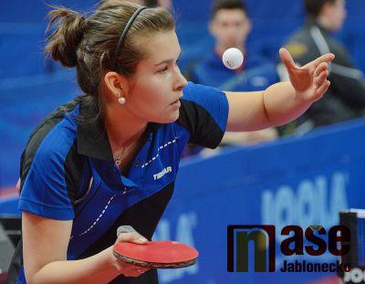 Obrazem: Český šampionát ve stolním tenise