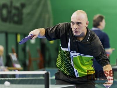 Jabloneckým stolním tenistům vstup do ligových bojů nevyšel