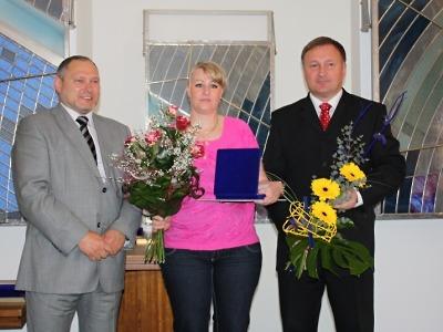V Jablonci vyhlásili Strážníka roku 2013