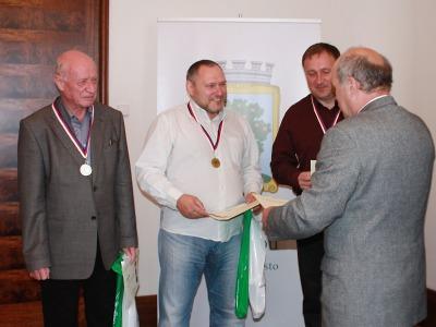 Jablonecké družstvo si v soutěži měst vystřílelo stříbro