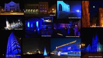 Jablonec se zapojí do kampaně Česko svítí modře