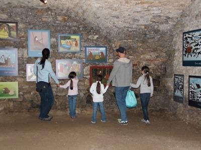 Na hrady a zámky v červnu lákají výstavy i hudební vystoupení