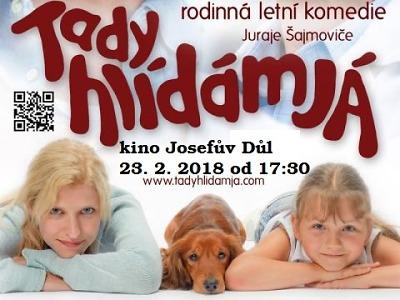 V josefodolském divadle uvádějí český film i jilemnické ochotníky