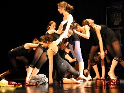 Tři desítky oceněných choreografií v jabloneckém divadle