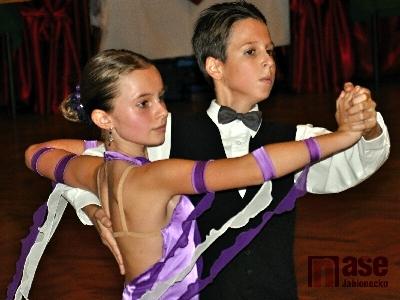 V Jablonci soutěžili tanečníci