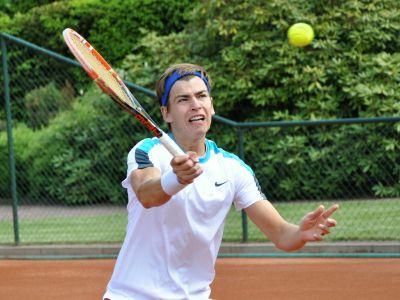 V úterý začíná hlavní soutěž tenisového turnaje Futures