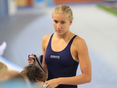Kompletní medailová sbírka pro Terezu Grusovou