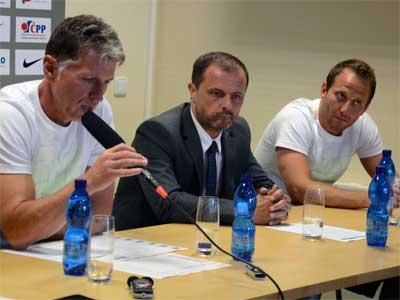 Posilněný fotbalový Jablonec má v nové ligové sezoně smělé cíle