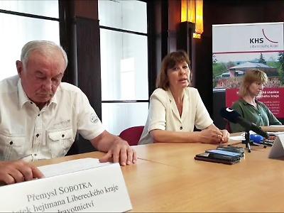 Lidí s koronavirem je v kraji už 81, pět přibylo i v okrese Jablonec