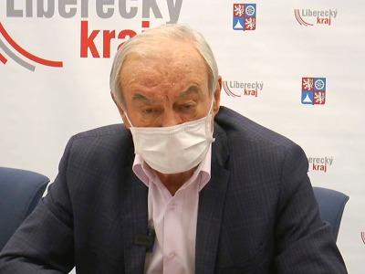 Liberecký kraj má 18 nakažených, jeden z domova důchodců Český Dub