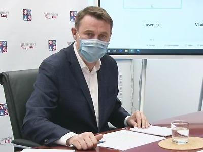 V Libereckém kraji je 5485 nakažených, z toho 47 na JIP v nemocnicích
