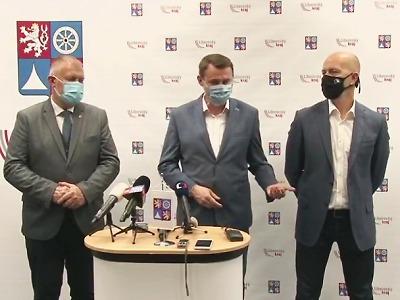 Liberecký kraj povede koalice SLK, ODS a Pirátů