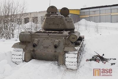 Tanková bitva na Smržovce