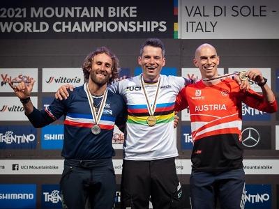 Tomáš Slavík se stal v Itálii po šesti letech Mistrem světa ve fourcrossu