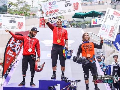 Tomáš Slavík zvítězil v Číně!