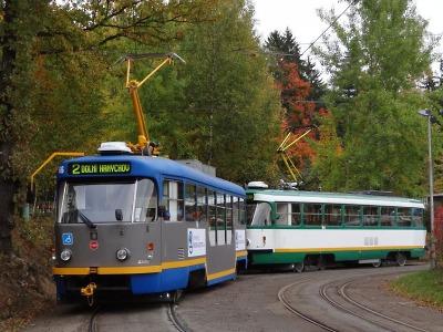 Od března budou v tramvaji z Jablonce do Liberce platit SMS jízdenky