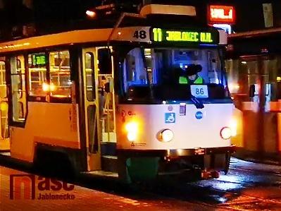 Na tramvaj bude město Jablonec přispívat více jak 1,5 milionu měsíčně