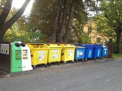 Peníze za Odpadového Oskara Jablonec využije na zkvalitnění třídění