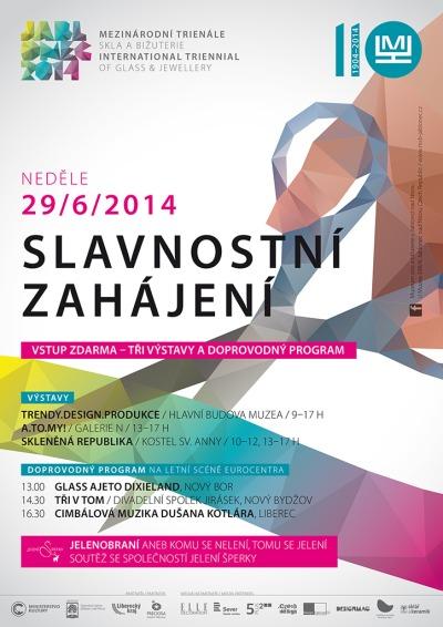 Mezinárodní trienále Jablonec 2014 otevírá své brány