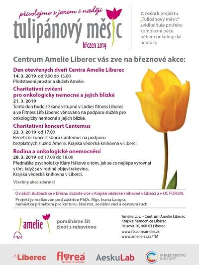 Tulipánový měsíc aneb Přivolejme s jarem i naději