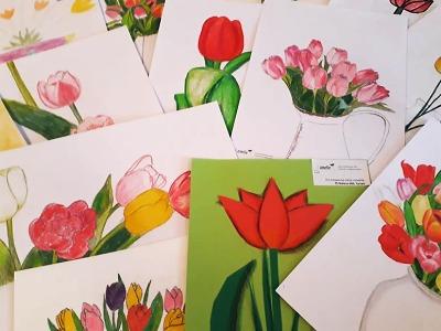 Tulipánový měsíc opět podpoří onkologicky nemocné