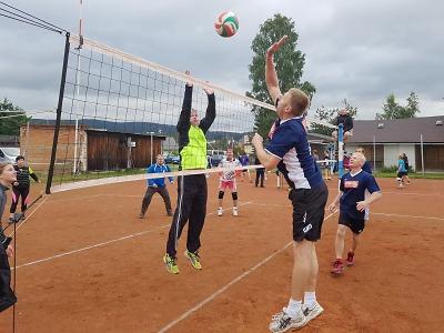 Mezinárodní policejní turnaj ve volejbale se hrál v jabloneckém Majáku