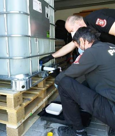 Jablonec nabízí dezinfekci na ruce občanům