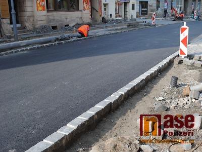 Liberecký kraj ukončil další rekonstrukce krajských silnic