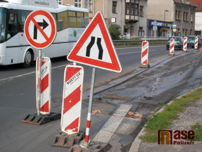Nedostatečné dopravní značení komplikuje dopravu v ulici Belgická