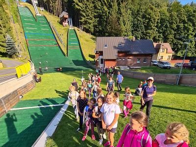 Jak probíhal Týden skoků na lyžích v Desné