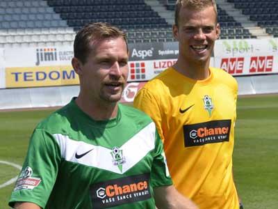 Fotky kádru FK Baumit Jablonec pro novou sezonu