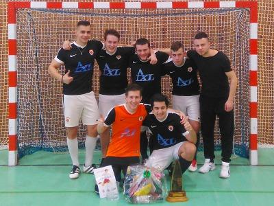 Hospoda cup v Železném Brodě vyhrál tým Proseč C. F.