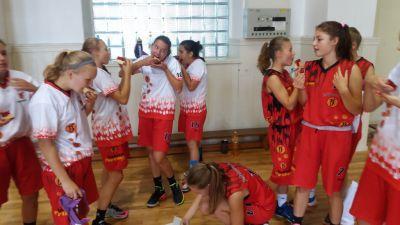 Kadetky Bižuterie vyhrály turnaj v Liberci