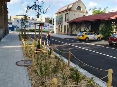 Jablonecká ulice V Aleji se otevřela o tři měsíce dříve