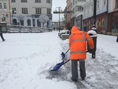 Zima 2015/ 2016 stála jabloneckou městskou pokladnu 10,3 milionu