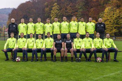 Juniorka FK smírně s Velkými Hamry