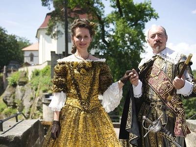 Na Valdštejně se o prázdninách můžete setkat s vévodou Albrechtem