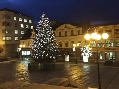 Jablonec bude mít novou vánoční výzdobu v ulicích i na stromě